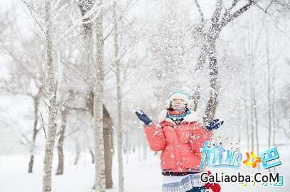 冬至早上好祝福图片